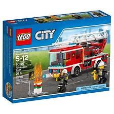 LEGO® City Fire Ladder Truck 60107