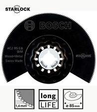 Bosch Multicutter Starlock BIM Segmentsägeblatt ACZ 85 EB Holz und Metall