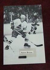 Colorado Rockies post cards 1981-1982 Aaron Broten