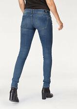 Le Temps Des Cerises Slim-fit-Jeans »PULP», midblue. Gr. W27. NEU!!! SALE%%%