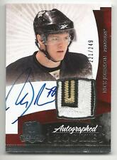 10-11 Nick Johnson The Cup Auto Rookie Card RC #135 Sweet Jersey Patch 221/249