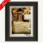 Salvador Dali - Apparition of Face, Original Hand Signed Print with COA