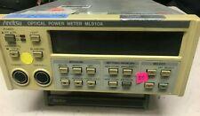 ANRITSU ML910A Optical Power Meter