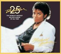 Thriller, 25th Anniversary Edition - Audio CD By Michael Jackson - VERY GOOD