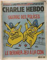 Charlie Hebdo - N*1253 - du 27 Juillet  2016