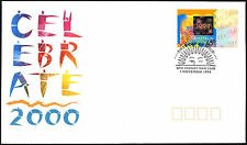 Australia 1999 Milenio saludos sello de FDC Primer Día Cubierta #C42933