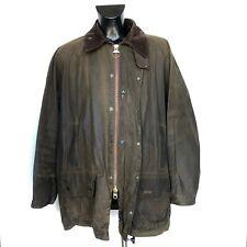 Barbour Giacca Beaufort Verde recente XL C48/122 cm - Green Wax jacket