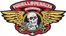 Powell Peralta Winged Ripper Skateboard Patch *Small*