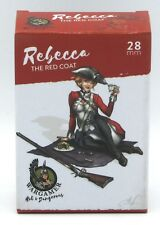Wargamer HD-28-05 Rebecca the Red Coat (28mm) Hot & Dangerous Female Infantry