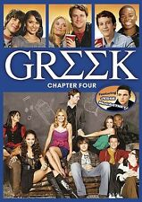 Greek: Chapter Four [3 Discs] (2010, DVD NEW) WS