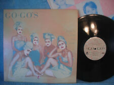 Go Go's, Beauty and the Beat, I.R.S. Records, 0-70021, 1981