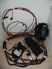 Mercedes CLK W208 original Freisprecheinrichtung Telefon Steuergerät Klappfach