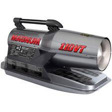 Reconditioned ProCom Kerosene Forced Air Heater - 80,000-110,000 BTU, Multifuel