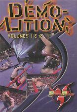 Demolition: Super Brawl Vol. 1 & 2 (DVD, 2004) # 723571700147