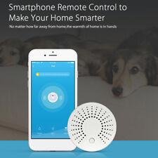 High Sensitive Smart WiFi Smoke Detector for NAS-SD01W Security Alarm Sensor New