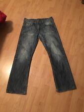 Men's Buffalo David Bitton Driven-X Basic Straight Stretch Jeans 34 x 31