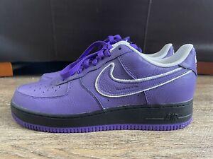 Nike Air Force 1 Low ID By You Purple Lobster Men's Sz 11 DJ7015-991