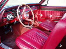 1967 Mercury Cougar H/T Std/Decor Bucket Seat Cover Set -Authentic Reproduction