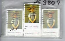 "USA stamp lot Mary Cassatt Painting ""Child in a straw hat"" scott #3807-100 pack"
