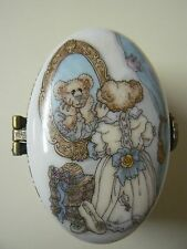 Boyds Bears Le Bearmoge Porcelain Box Beatrice We Are Always the Same Age Inside