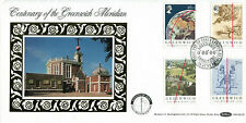 26 JUNE 1984 GREENWICH MERIDIAN BENHAM BLS 5 LE FIRST DAY COVER GREENWICH SHS