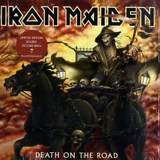 Death on the Road [Limited] by Iron Maiden (Vinyl, Aug-2005, EMI Music - SEALED