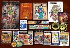 USE PS3 Dungeons & Dragons Mystara Eiyusenki Limited Edition JAPAN PlayStation 3