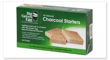 Big Green Egg All Natural Charcoal Starters 24 cubes BBQ Tools Accessories Yard