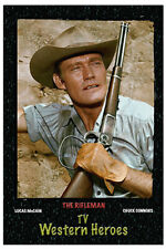 "4""x6"" Magnet Print - ""The Rifleman"" Chuck Connors"