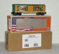 LIONEL 2001150 TCA EL TOVAR BOXCAR - THIRD & LAST OF HARVEY HOUSE SERIES. USA