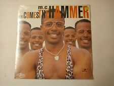 "MC Hammer ‎– Here Comes The Hammer 12"" Vinyl Single 1990 New Sealed"