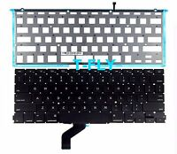 NEW US Keyboard Matt with backlight for Macbook pro 13inch Retina A1425
