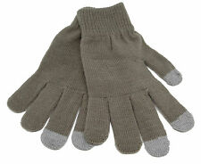 CODELLO OFFERTE SPECIALI EGLOVES 12101201 TOUCHSCREEN GUANTI MARRONE NUOVO [12]