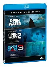 Open Water Collection (3 Blu-Ray) EAGLE PICTURES