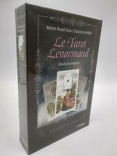 Oracle le tarot Lenormand jeu de cartes divinatoires neuf en Français
