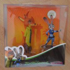 Bullyland Disney Zootropolis / Nick Wild&Judy Hopps 2-er Set 13161 Sammelfiguren