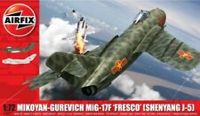 Airfix Mikoyan-gurevich Mig-17f 'fresco' 1 72