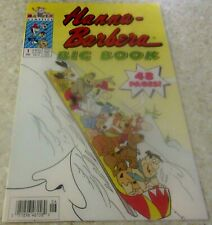 Hanna-Barbera Big Book 1 (Nm- 9.2) 1993 Harvey! Bob Sled cover! 48 pages!