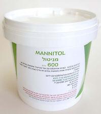 Mannitol pure powder 600g sweetener can help parkinson badatz