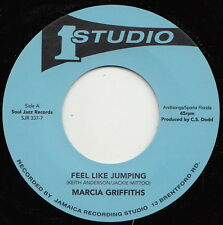 MARCIA GRIFFITHS FEEL LIKE JUMPING COLOSSAL STUDIO UN REVIVE ANTHEM