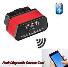 Smart Auto Diagnostic Scanner (Bluetooth,WiFi)Tool& Auto Sleep Switch OBD2 OBDII
