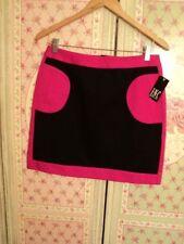 Above Knee Regular Size Nylon Mini Skirts for Women