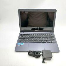 ASUS VivoBook L203MA Ultra-Thin Laptop, Intel Celeron N4000, 4GB RAM, 64GB eMMC
