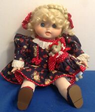 Bette Ball 1995 Limited Edition Doll With Mouse 1678/2000