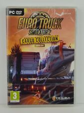 EURO TRUCK SIMULATOR 2 CARGO COLLECTION ADD-ON - PC - NUOVO FACTORY SEALED