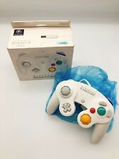 【Boxed】Nintendo Official GameCube controller White F/S #0326A