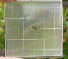 Hasselblad Acute-Matte #42170 Bright Focusing Screen W/Grid And Split Image Ex
