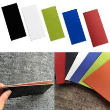 G10 Vulcanized Fiber Liner Steel Hard Paper Spacer Material Knife Making Supply
