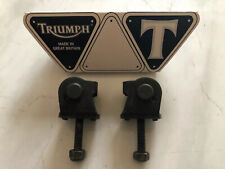 Triumph Thunderbird 900 Rear Footrest Mountings