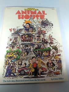 National Lampoon's Animal House, The Full Color Illustrated Novel From The Movie